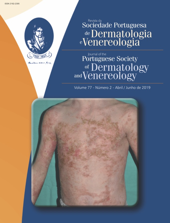 Journal of the Portuguese Society of Dermatology and Venereology